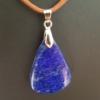 collier pendentif lapis lazuli