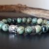 bracelet bouddha zen turquoise africaine