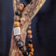 bracelet sénior bois pétrifié oeil de tigre